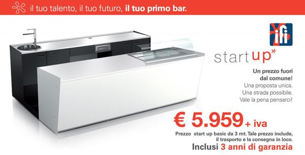 StartUp by IFI: il tuo primo bar! - Sagrim S.r.l.